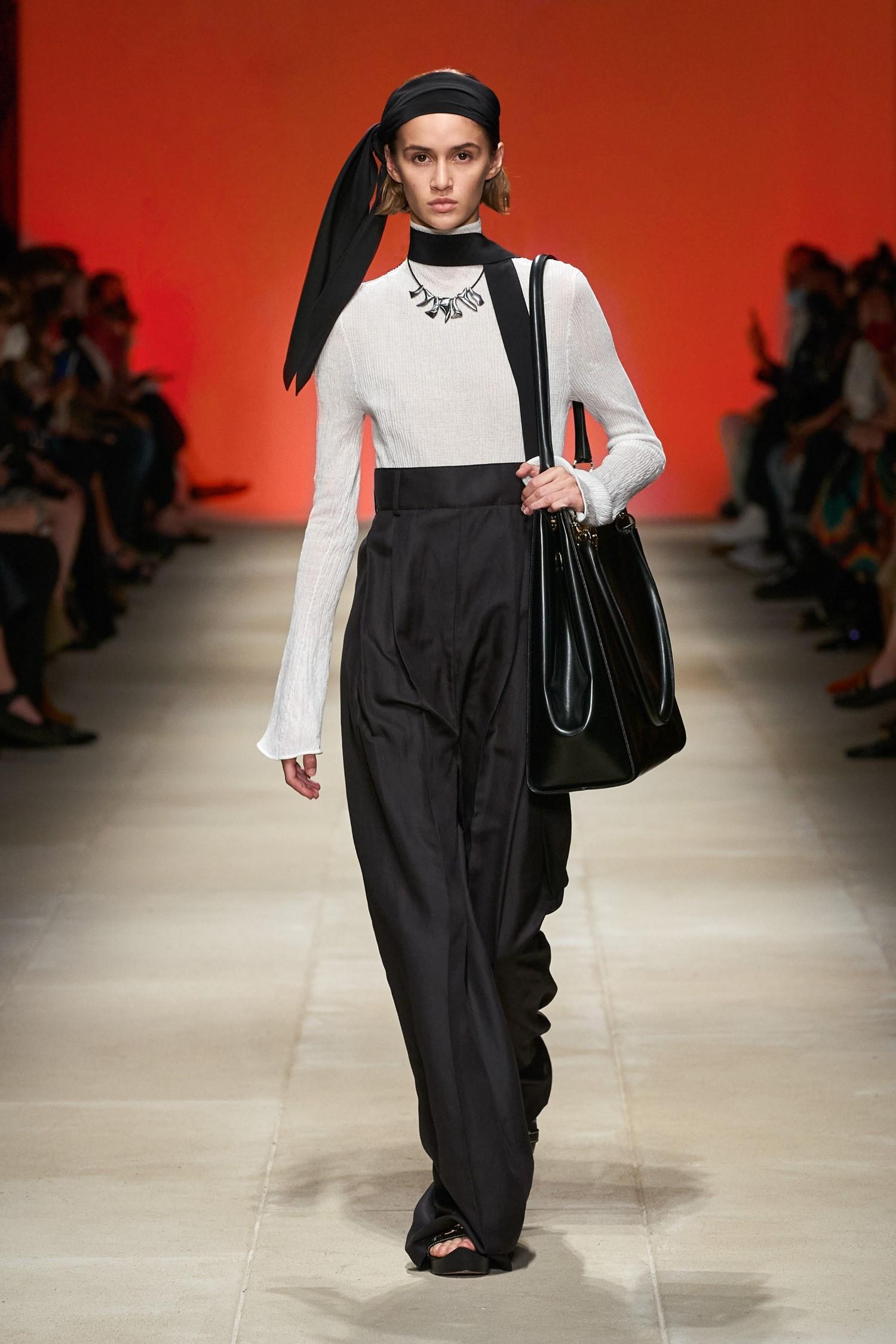 Salvatore Ferragamo Spring Summer 2022 - Milan Fashion Week